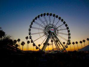 Coachella houkuttelee paikalle muusikoita ja näyttelijöitä